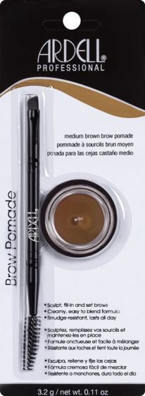 Brow Pomade Medium Brown
