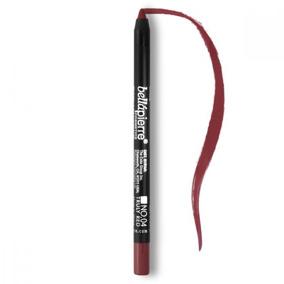 Waterproof Gel Lip Liner by Bellapierre