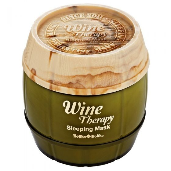 Wine Therapy Sleeping Mask (White Wine)
