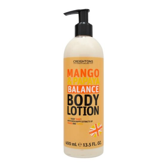 Mango & Papaya Balance Body Lotion 400ml