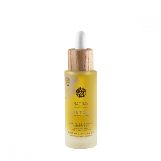 Detox - Renewal Argan Oil 30ml