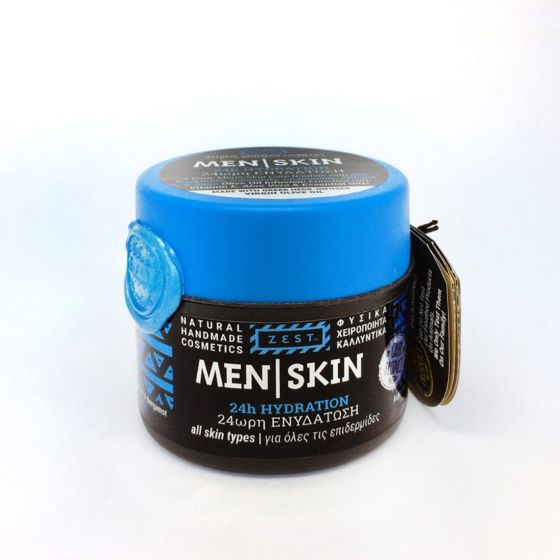 Men Skin 24h Hydration All Skin Types 50ml