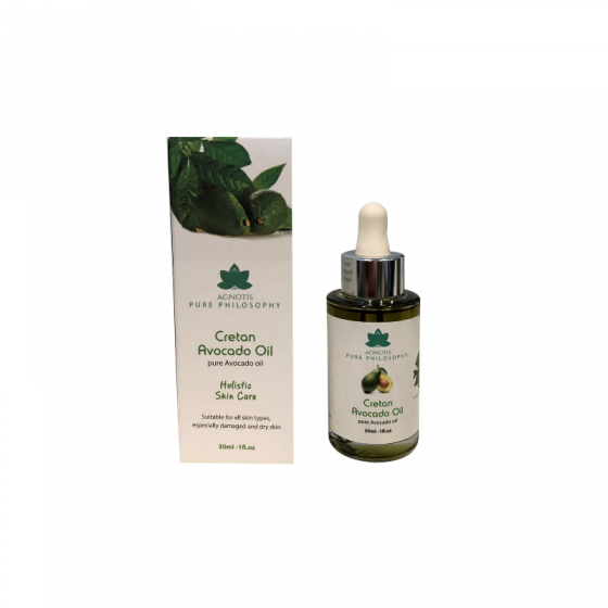Cretan Avocado Oil 30ml