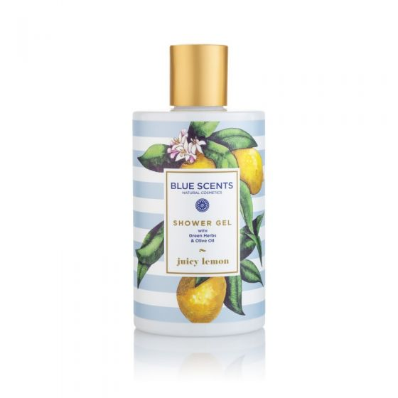 Juicy Lemon Shower Wash 300ml
