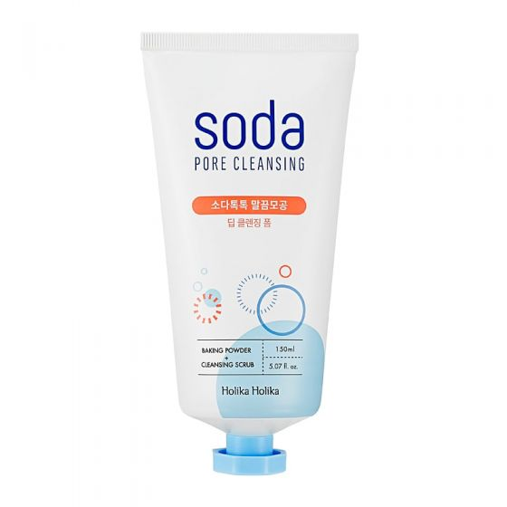 Soda Pore Deep Cleansing Foam 150ml