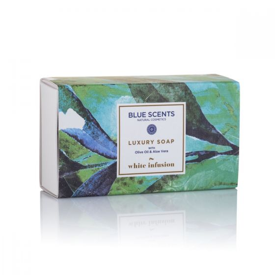 Luxury Soap - White Infusion 150gr