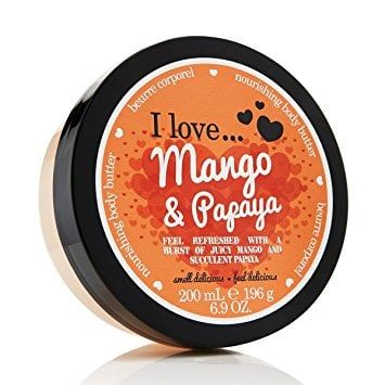 Body Butter Mango & Papaya 200ml