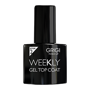 WEEKLY Gel Top Coat 12ml