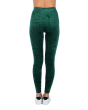 Vanessa – Velvet Green Leggings