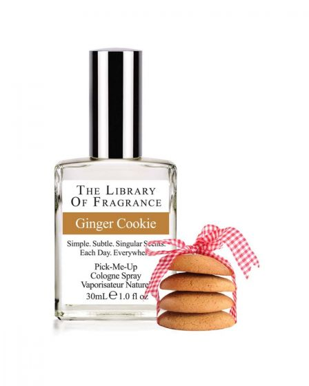 Ginger Cookie - Κολόνια σε σπρέι by Library of Fragrance