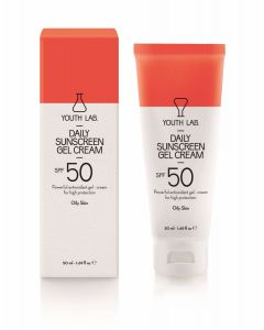 Daily Sunscreen Gel Cream SPF50 Oily Skin 50ml