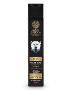 MEN Super Refreshing Shower Gel White Bear 250 ml