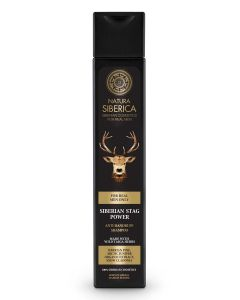 MEN Anti-dandruff Shampoo Siberian Stag Power 250 ml