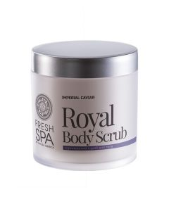 Fresh Spa Imperial Caviar Royal Luxury Firming Renewing Body Scrub 400ml