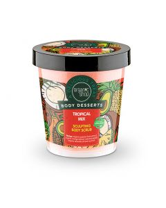 Body Desserts Tropical Mix Sculpting Body Scrub 450ml