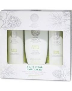 Copenhagen White Cedar Hair Care Kit