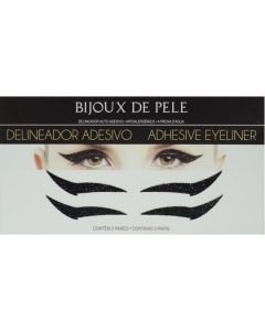 Adhesive Eyeliner Winehouse (2 pair)