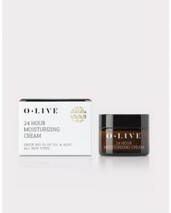 24h MOISTURIZING CREAM 50ml