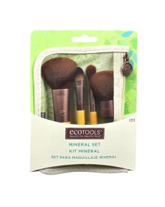 Five Piece Mineral Set Brush
