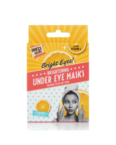 Bright Eyes! Brightening Under Eyes Masks 3x2pcs