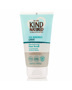 Sea Minerals & Mint Foot Scrub 150ml