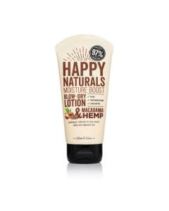 Macadamia & Hemp Moisture Boost Blow-Dry Lotion 150ml