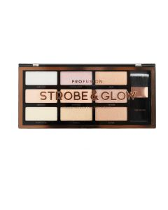 Strobe & Glow Highlight Palette & Brush