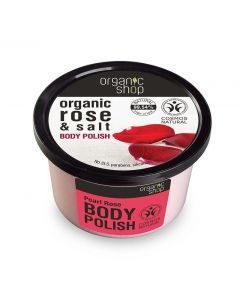 Organic Shop Body Polish 250ml