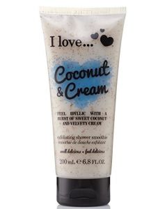 Smoothie Exfoliante Coconut & Cream 200ml
