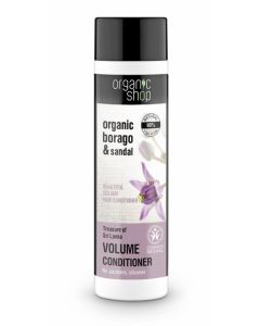 Organic Shop Treasure of Sri Lanka Volume Conditioner 280ml
