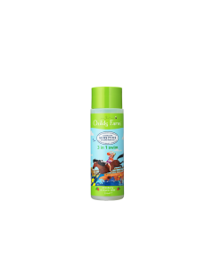 3 in 1 Swim Strawberry & Organic Mint 250ml