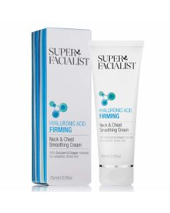 Hyaluronic Acid Firming Neck & Chest Smoothing Cream 75ml