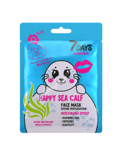 Animal Happy Sea Calf Sheet Mask 28g