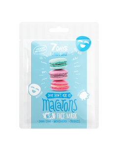 Candy Shop Macarons Sheet Mask 25g