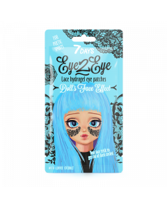 Eye 2 Eye Lace Hydrogel Eye Patch Poetic Spirit
