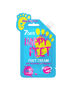 Happy Feet Baby Silky Feet Cream 25ml