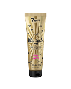 Miss Crazy Illuminate Me Shimmering Body Milk 150ml