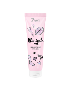 Rose Girl Illuminate Me Shimmering Body Milk 150 ml