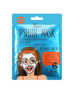 Pshhh To Walk On Air Sheet Mask 25g