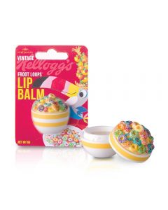 Kellogg's Cereal Bowl Lip Balm Froot Loop