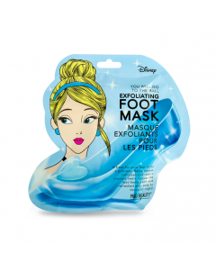 Disney Princess Cinderella Foot Mask 30ml