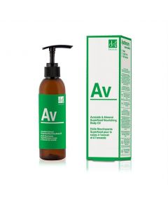 Avocado & Almond Superfood Nourishing Body Oil 200ml