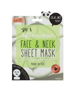 After Sun Face & Neck Sheet Mask