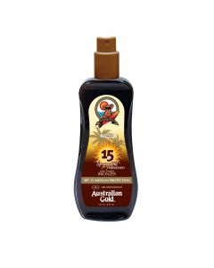 Spray Gel with Bronzer SPF15 - Cocoa Dreams 237ml