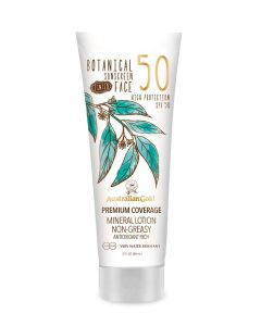 Botanical Tinted Face Lotion SPF50 - Fragrance Free - Light 88ml