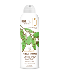 Botanical Cont Spray SPF15 - Citrus Oasis 177ml