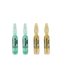 The Ampoules Set Luxury Line Anti-age 4x2ml