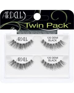 Twin Pack Demi 120 Black