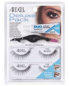 Fashion Deluxe Kit Lashes 110 Black