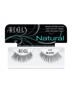 Lashes 117 Black